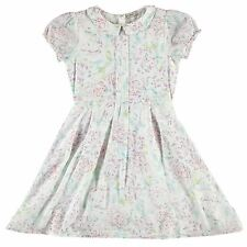 French Connection Kids Cotton Floral Dress Junior Girls Print Short Sleeve Top