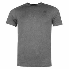 New Balance Mens Tech T Shirt Quick Drying Sports Short Sleeve Crew Neck Tee