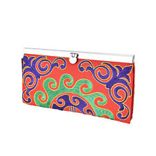 Women Lady Ethnic Handmade Embroidered Wristlet Clutch Bag Handbag Wallet ldñ ´d
