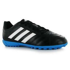 BOYS OFFICIAL ADIDAS ASTRO TURF FOOTBALL TRAINERS UK INFANT 10-2