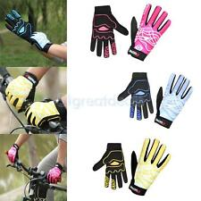 Breathable Cycling Gloves Full Finger Mitts MTB/Mountain Bike Thermal Gloves