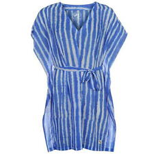 ALL OVER PRINT SUMMER BEACH TUNIC KAFTAN SIZES 8-14 COVER-UP