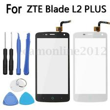 Touch Screen Digitizer Lens Glass Panel Repalcement+Tools For ZTE Blade L2 PLUS