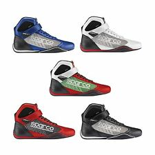 Sparco Go-Kart / Karting / Race / Racing / Track Omega KB-6 Mid-Cut Boots