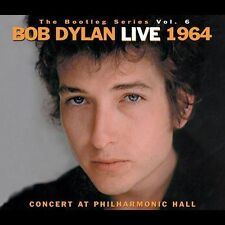"BOB DYLAN Live 1964  ""The Bootleg Series; Vol 6"" ~  2 CD Set Brand New Sealed"