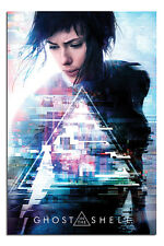 Ghost In The Shell One Sheet Poster New - Maxi Size 36 x 24 Inch