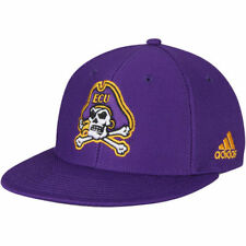 adidas East Carolina Pirates Fitted Hat - NCAA
