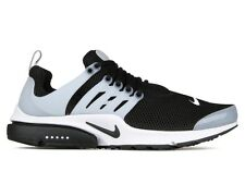 Nike Air Presto Mens Size Running Shoes Black White Grey 848132 010