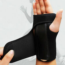 Carpal Tunnel Arthritis Splint Wrist Support Brace Hand Band Sprains Hot Useful