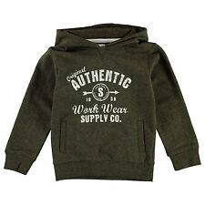 Crafted Kids Printed Hoody OTH Hoodie Long Sleeve Casual Hooded Top Boys Warm