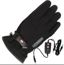 Gerbing TEX-12 12V Textile Heated Scooter SKI Fishing OutDoor Motorcycle Gloves