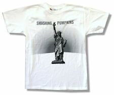 Smashing Pumpkins Liberty Shine 2007 Tour Miami White T Shirt New Official