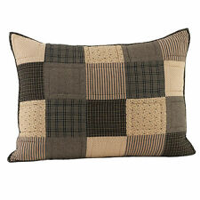 Kettle Grove Rustic Primitive Country Patchwork Pillow Sham