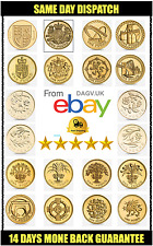 £1 Round One Pound Coin Complete Collection British Coins RARE VARIATIONS - L@@K