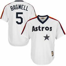 Houston Astros Majestic Cool Base Cooperstown Player Jersey Baseball - White