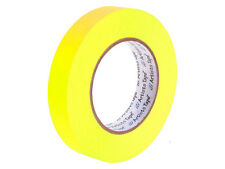 "Artist's Tape (1"" x 25 Yards, Neon Yellow)"