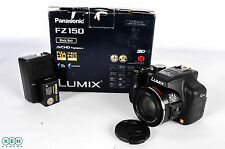 Panasonic Lumix FZ150 12.1 MP Digital Camera