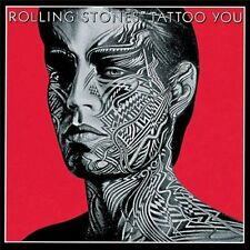 ROLLING STONES - TATTOO YOU - UK ISSUE ON ROLLING STONES/EMI RECORDS - 1981
