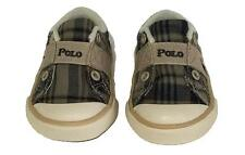 BNIB RALPH LAUREN POLO PLAID TERRAIN GARDENER BABY SHOES US 0 1 2 & 3