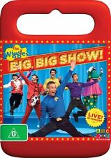The Wiggles Live in Concert: BIG, BIG SHOW : NEW DVD
