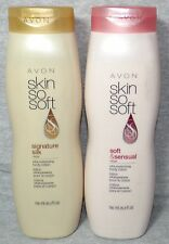 # AVON SKIN SO SOFT ULTRA MOISTURIZING BODY LOTION ~ 25.3oz ~ YOU CHOOSE SCENT!