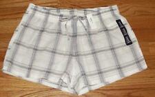 NWT NEW GAP Womens GapBody Pajama Poplin Shorts Cotton Lounge $20 SEXY *G6