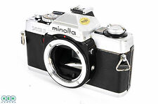 Minolta XG-1 Chrome 35mm Camera Body *AS-IS*