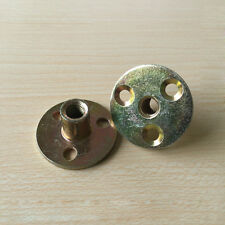 iron nuts joint nut three hole locking sleeve connecting sleeves furniture nuts