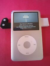 Apple iPod classic 6th Generation Silver (80 GB) A1238 - Won't Boot Parts/Repair