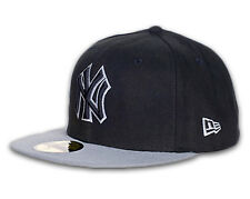 New Era Moncol NY New York Yankees Mlb 59fifty Fitted Cap {Brand New}