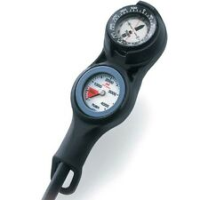 TUSA Double Gauge Pressure  Compass, Imperial (SCA-240)