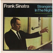 FRANK SINATRA Strangers In The Night LP VINYL UK Reprise 10 Track Stereo