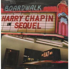 HARRY CHAPIN Sequel LP VINYL US Boardwalk 1980 10 Track Sleeve Has Deletion Cut