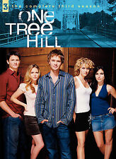 One Tree Hill - The Complete Third Season (DVD, 2006, 6-Disc Set) BRAND NEW!
