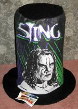 WCW NWO Sting Wrestling Tall Stovepipe Hat Vintage NWT NOS 1998 Free Shipping