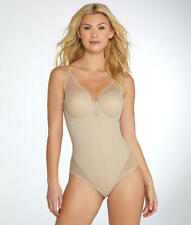 Miraclesuit Sexy Sheery Extra Firm Control Thong Bodysuit Shapewear - Women's