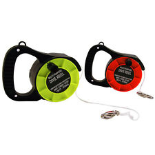 290 ft Dive Reel Cave Scuba Sport Wreck Diving Snorkeling Multi Purpose