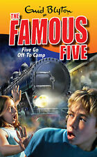 Famous Five: 7: Five Go Off To Camp, Enid Blyton