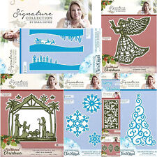 Sara Davies Signature Christmas Collections Thin Metal Dies, Crafter's Companion