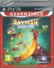 Rayman Legends Brand New PS3 Essentials Game UK Release