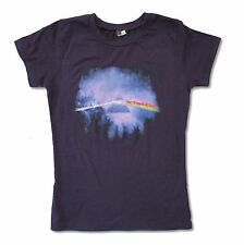 Roger Waters Prism Clouds 2007 Tour Girls Purple T Shirt New Official Juniors S