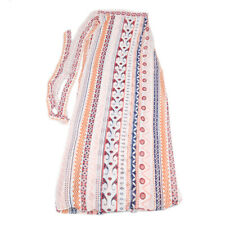 Boho Women Chiffon High Waist Summer Beach Long Maxi Dress High Waist Skirt