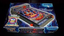 VINTAGE COLLECTABLE 1980'S,80'S TOMY 7054 TOY BATTERY ELECTRONIC ATOMIC PINBALL.