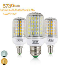 LED Corn Bulb E27 E14 5730 SMD 220V 110V 7W 12W 20W 40W Indoor Spot Light Lamp