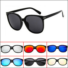 Unisex Women's Men Vintage Sunglasses Retro Fashion Mirror Lens Glasses Eyewear