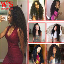 US Seller Human Hair Lace Front Wig Full Lace Wigs 360 Lace For Black Womens