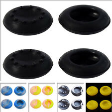 2 Pairs Customized Rubber Analog Thumb Stick Grips for PS4 Xbox One Controller