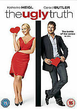 DVD The Ugly Truth starring Katherine Heigl and Gerard Butler