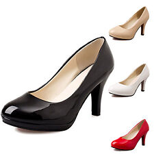 kala Dancing Classic Vintage Stiletto Heel Pumps high heels Ladies Shoes Size