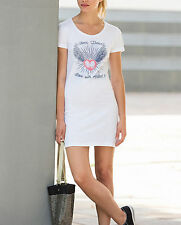 Ladies T-Shirt Dress Summer Shoes Booze Men With Tattoos FUNNY Womens